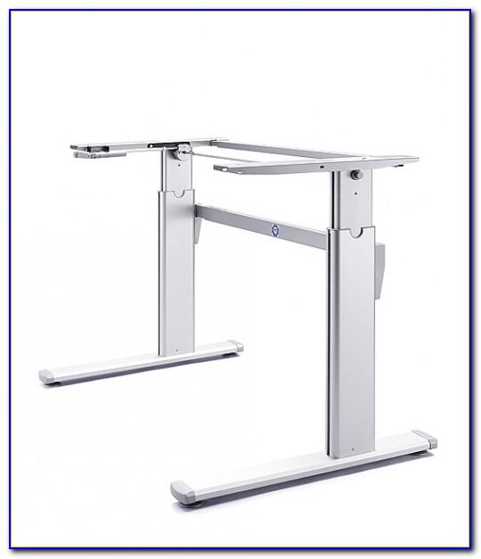 Adjustable Height Desk Frame Only