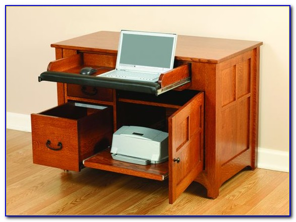 Best Desk For Laptop And Printer