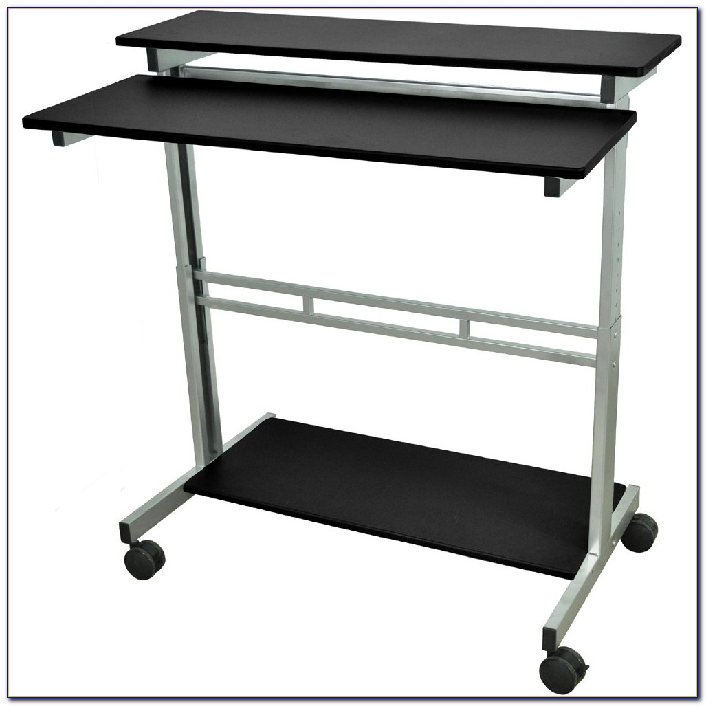 Best Stand Up Desk Adjustable