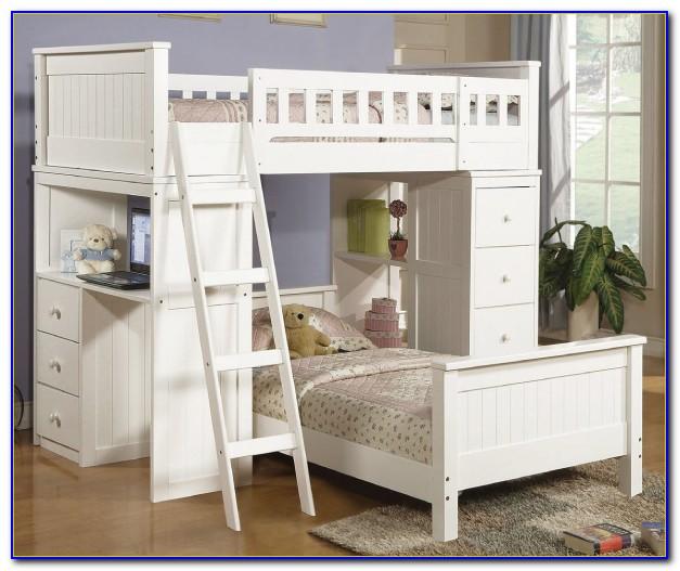 Bunk Beds With Desks Argos