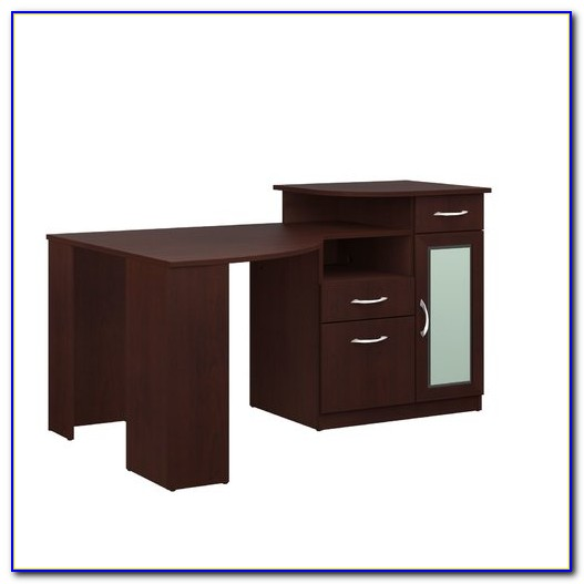 Bush Furniture Barton Computer Workstation Desk