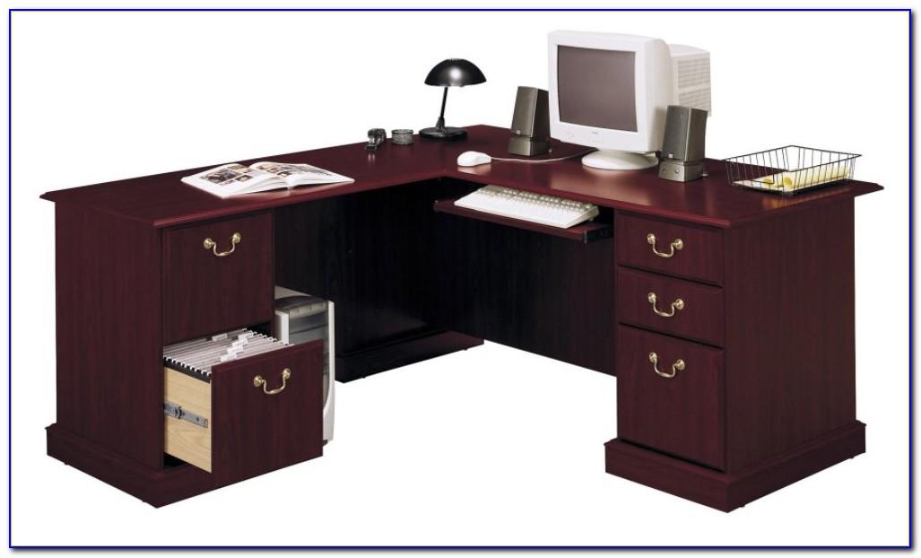 Bush Industries Saratoga Executive Desk