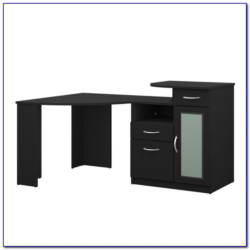 Bush Industries Vantage Corner Computer Desk