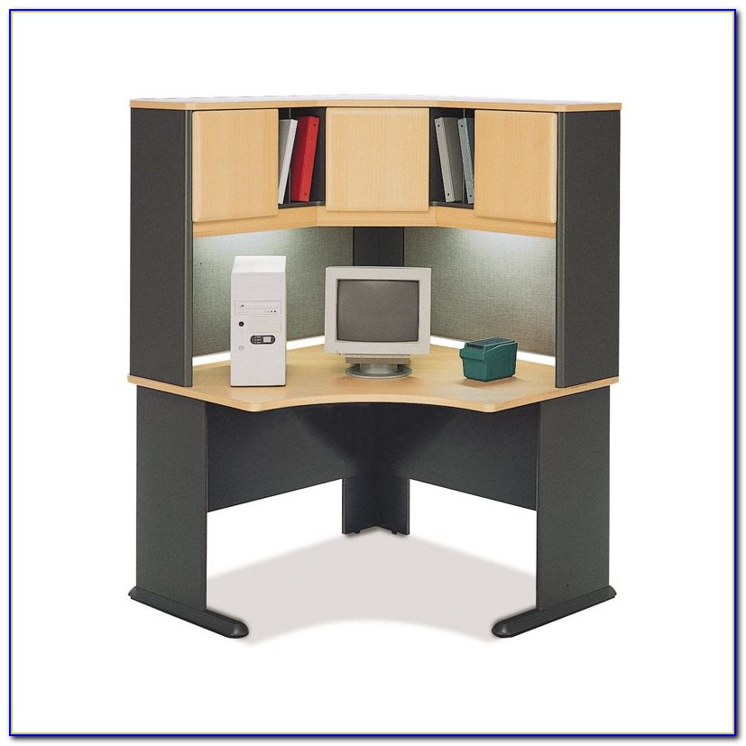 Bush Tacoma Corner Computer Desk
