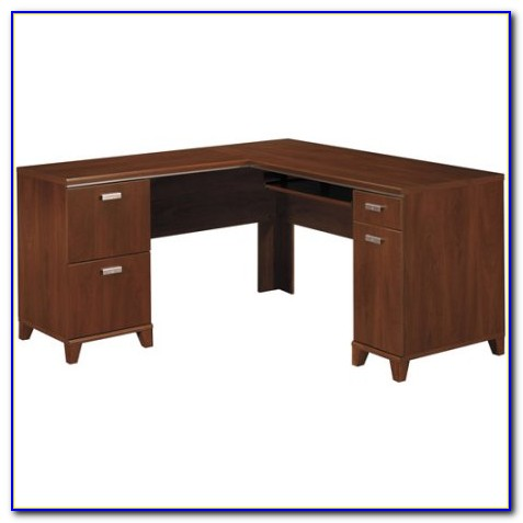 Bush Tuxedo L Shaped Desk