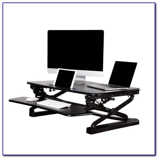 Bush Tuxedo L Shaped Executive Desk And Hutch