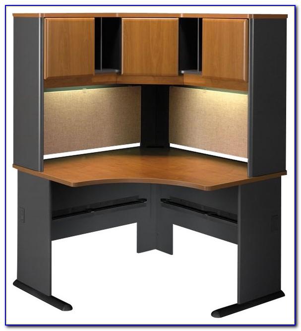 Bush Wheaton Corner Computer Desk