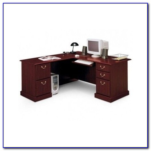 Cherry Wood Executive Office Furniture