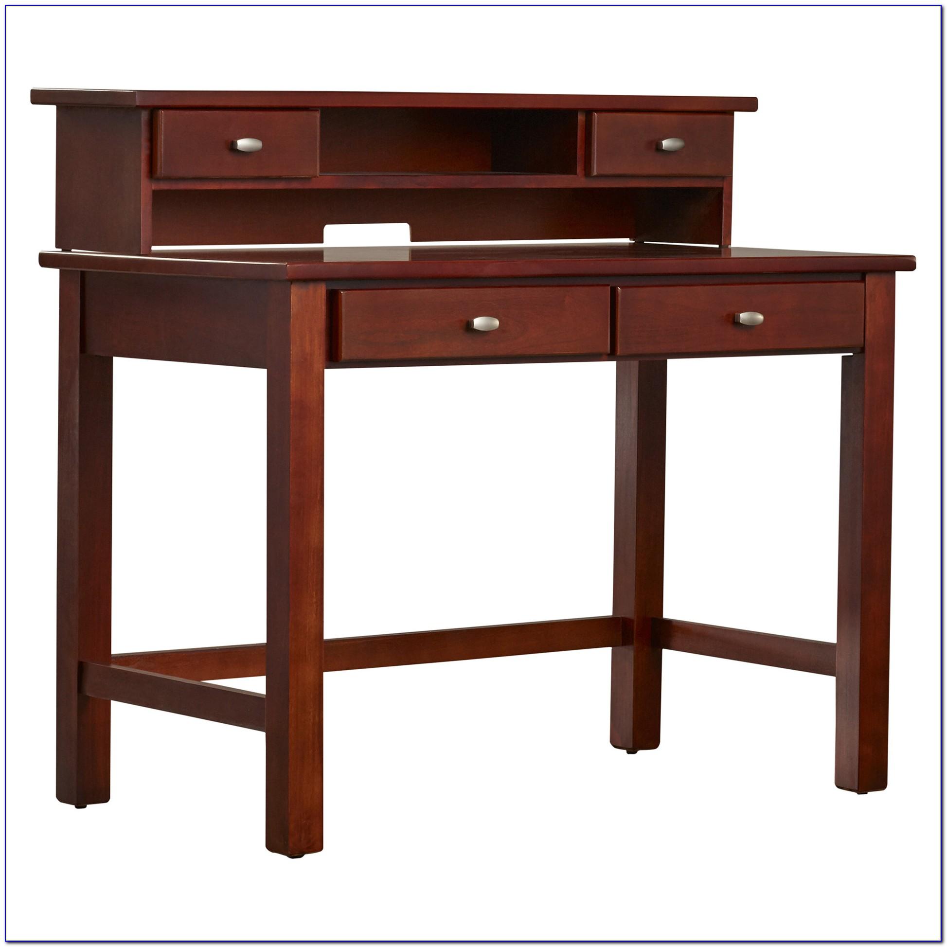 Collins Writing Desk And Hutch Espresso