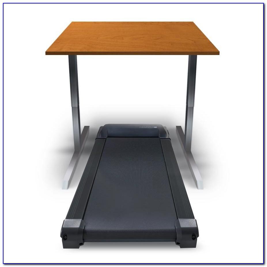 Compact Under Desk Treadmill