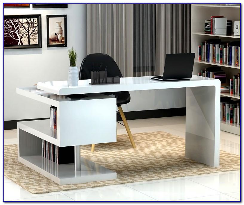 Contemporary Desk Furniture Home Office