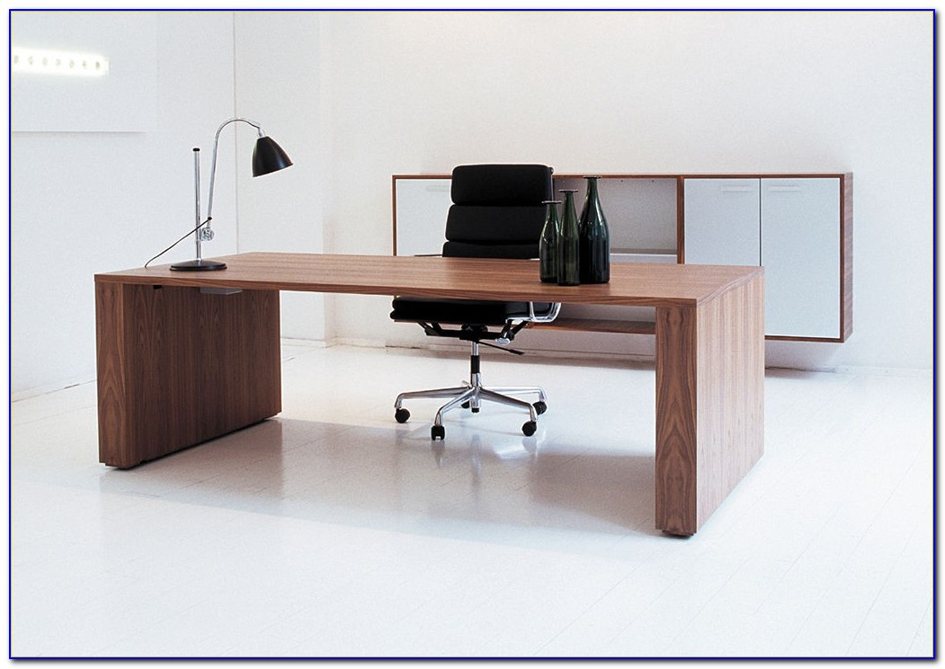 Contemporary Glass Desks For Home Office
