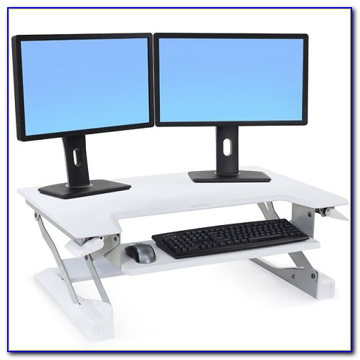 Convert Sit Down Desk To Stand Up