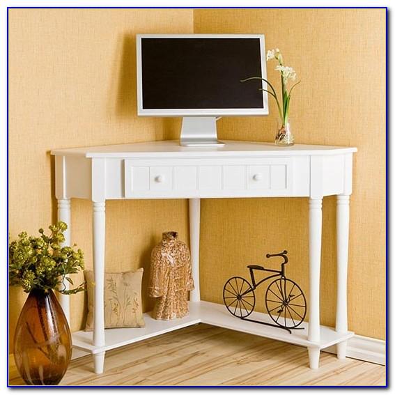 Corner Desk Ideas For Small Spaces