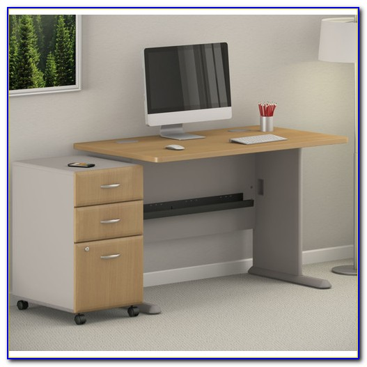 Corner Desk With Filing Drawers