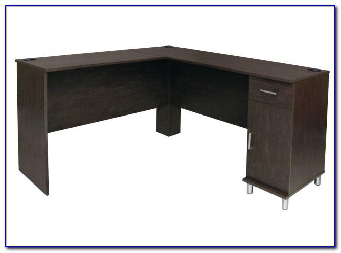 Corner Desk With Storage Space