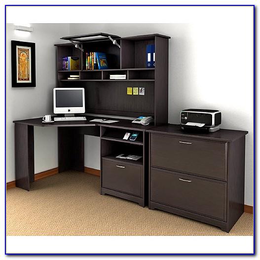 Corner Hutch Computer Desk