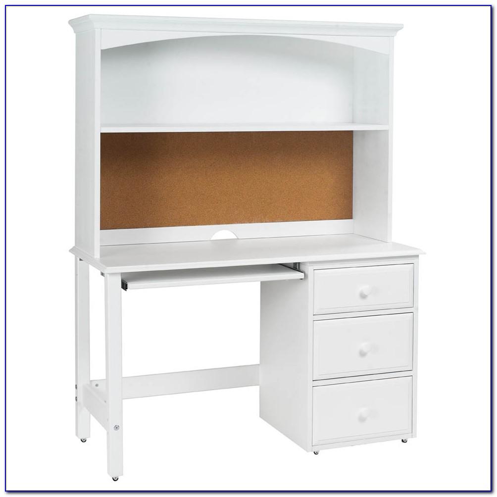 Corner Study Desk With Hutch