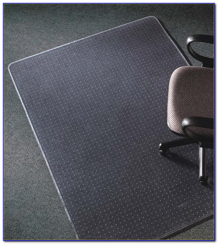 Desk Chair Floor Protection