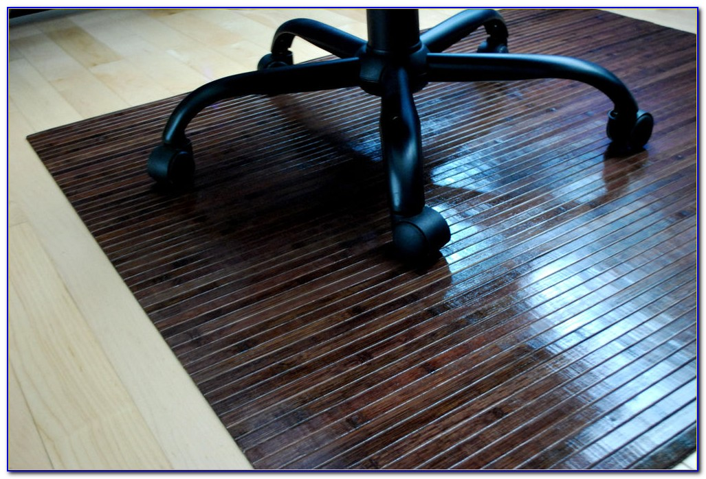 Desk Chair Floor Protector Mat