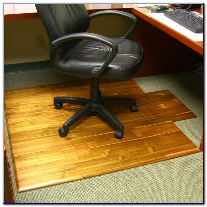 Desk Chair Mat For Hardwood Floors