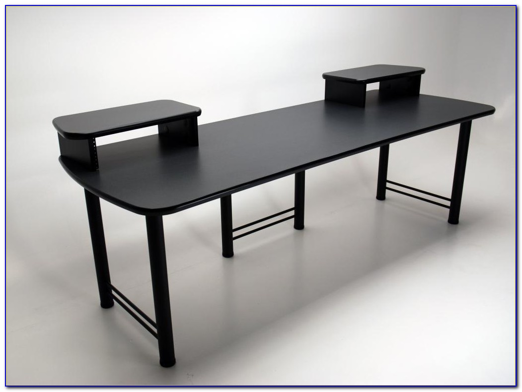 Desk For Dual Monitor Setup