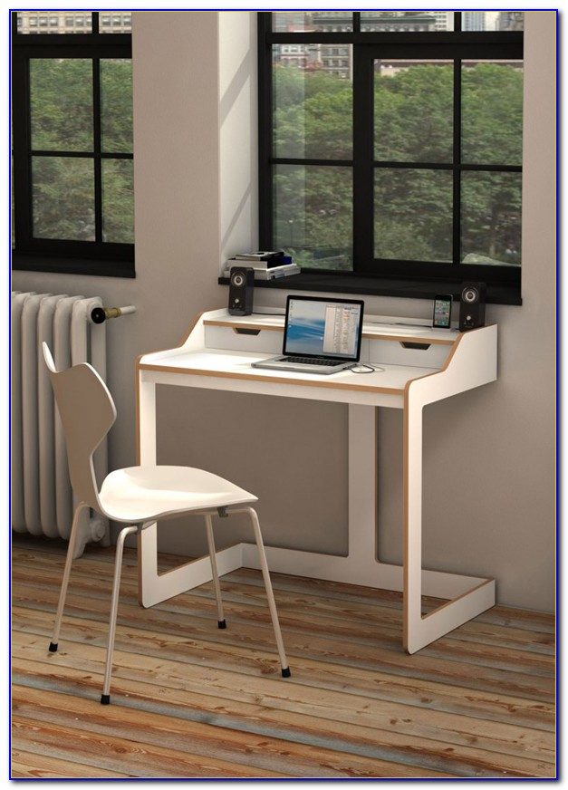 Desks For Small Home Office Spaces