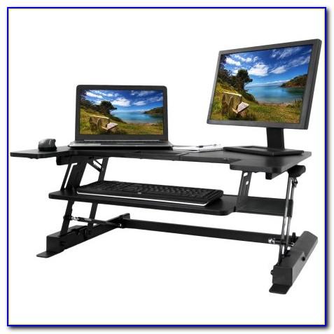 Desktop Riser For Standing