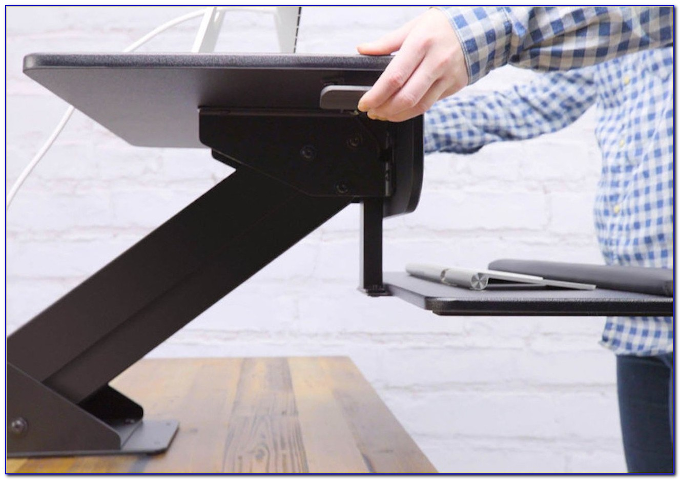 Ergo Stand Convert Desk To Stand Up Desk