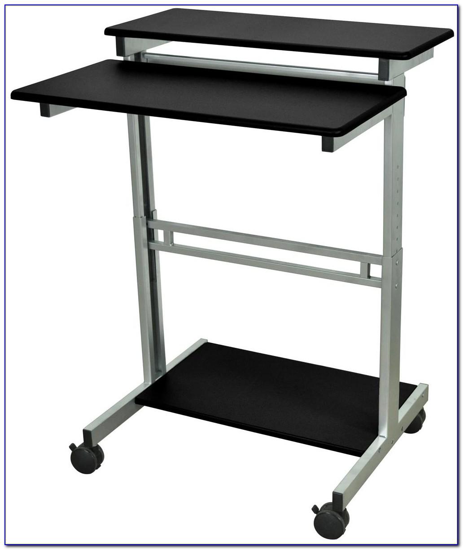 Ergonomics Height Adjustable Stand Up Desk