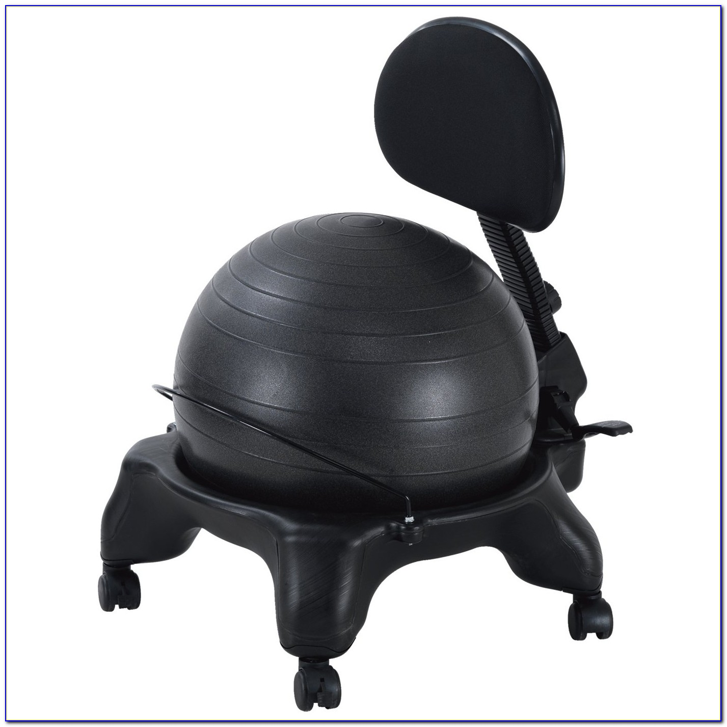 Exercise Ball As Office Chair Benefits
