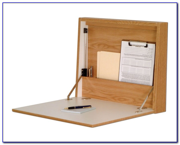 Fold Down Wall Desk Plans