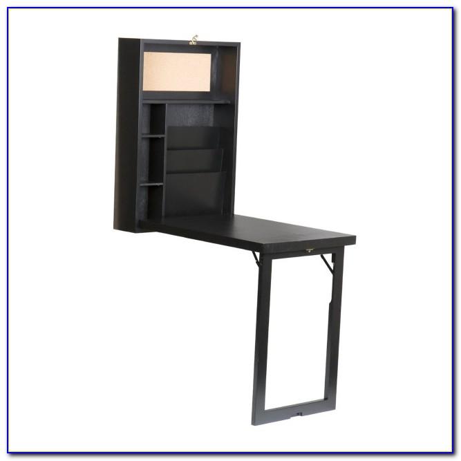 Folding Wall Mounted Desk Plans