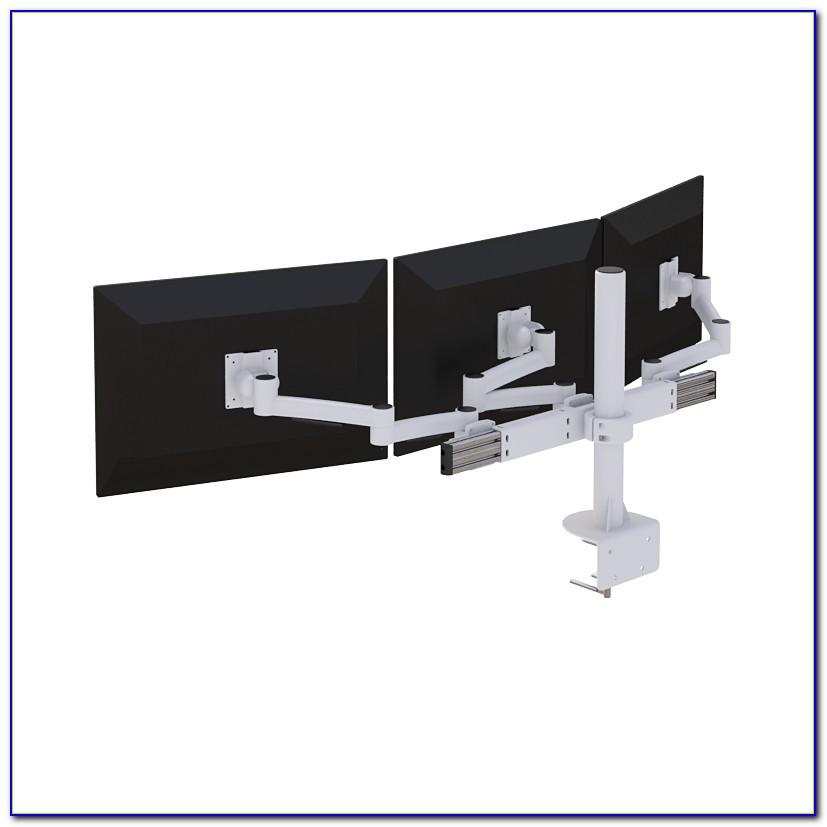 Good Desk For Multiple Monitors