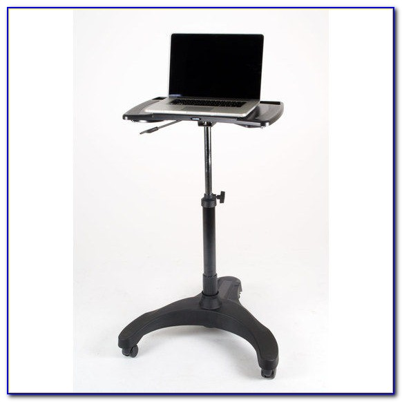 Height Adjustable Laptop Table India