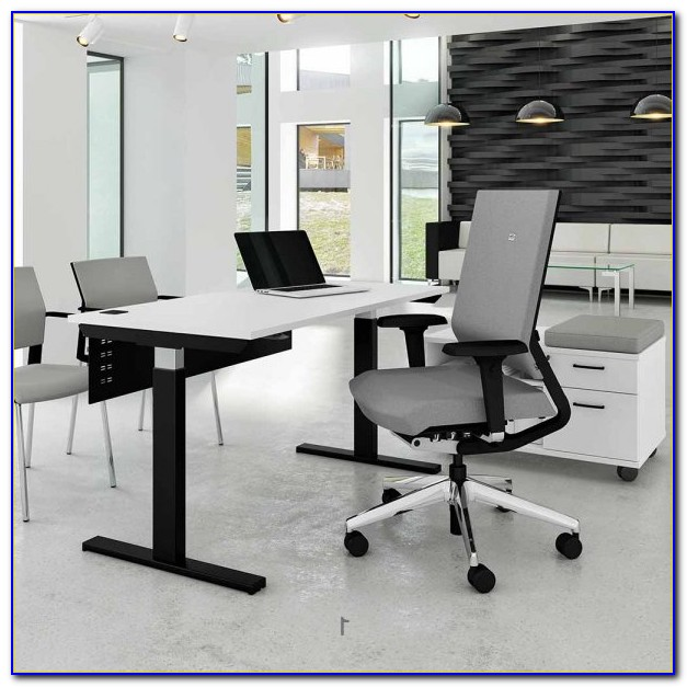 Height Adjustable Office Desk Electric