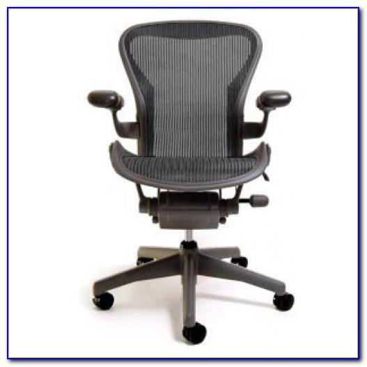 Herman Miller Aeron Office Chair Size B Graphite