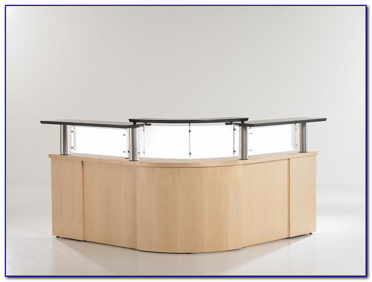 Herman Miller Canvas Reception Desk