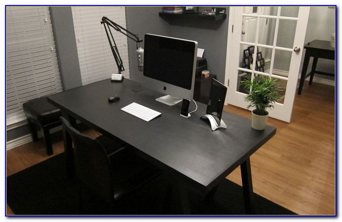 Hide Cables Under Desk