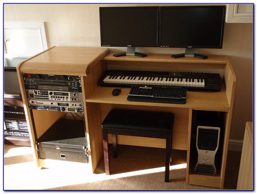 Home Recording Studio Desk Australia