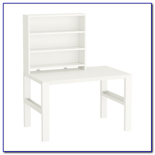 Ikea Micke Desk With Shelf