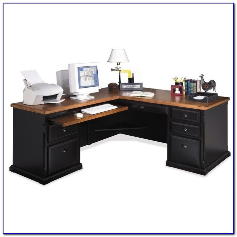 Kathy Ireland L Shaped Desk