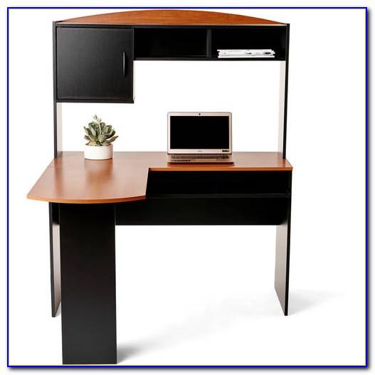 L Shaped Corner Desk With File Cabinet