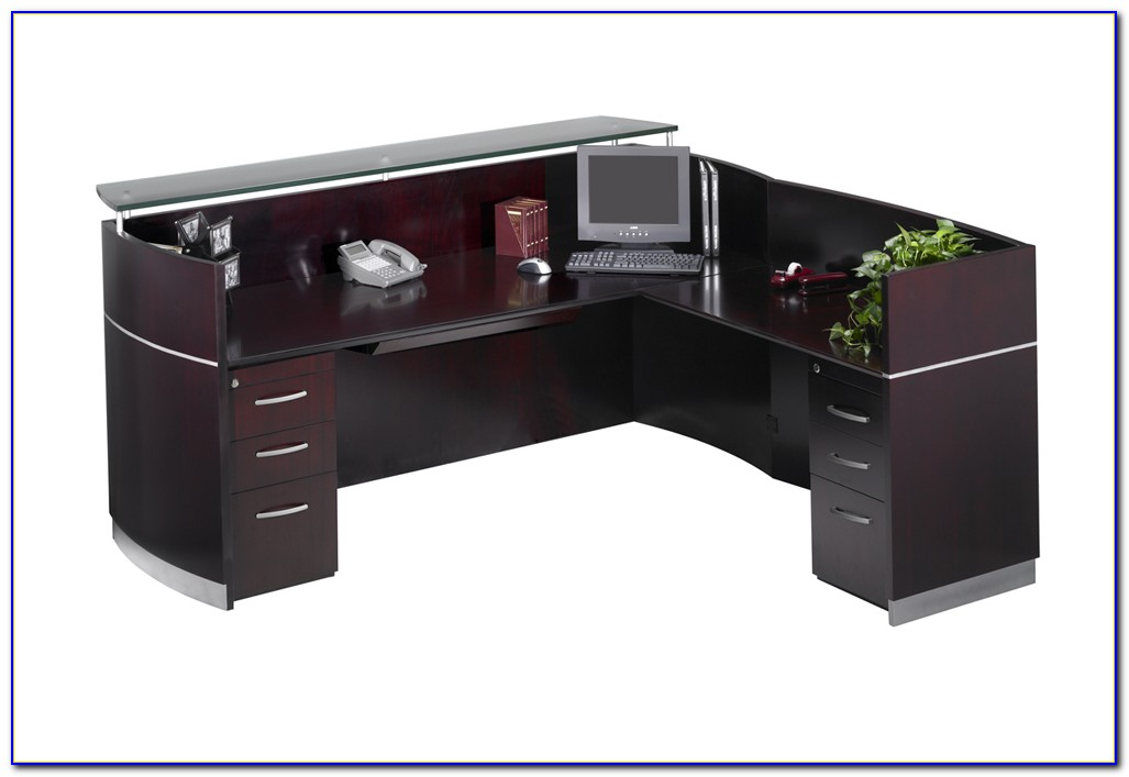 L Shaped Reception Desk Canada