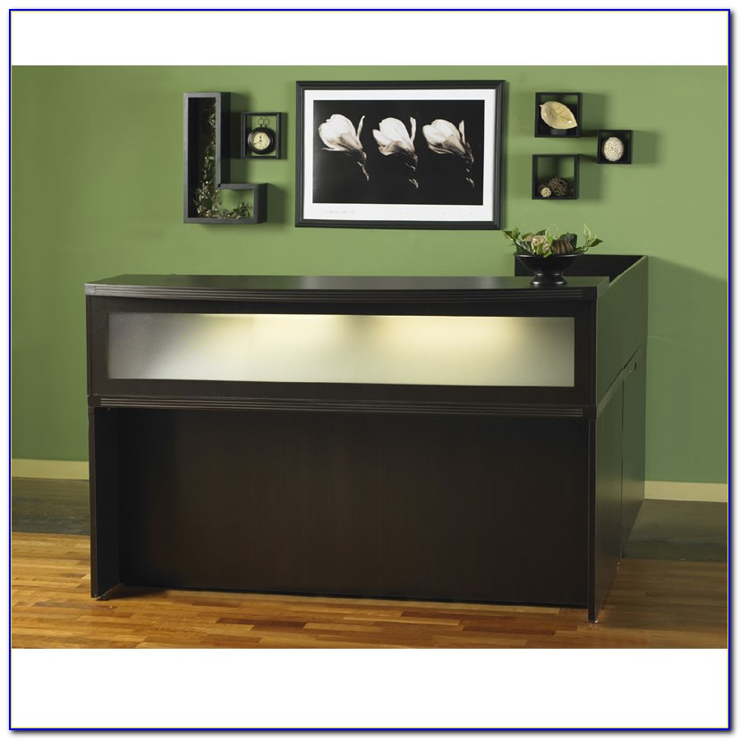 L Shaped Reception Desk India