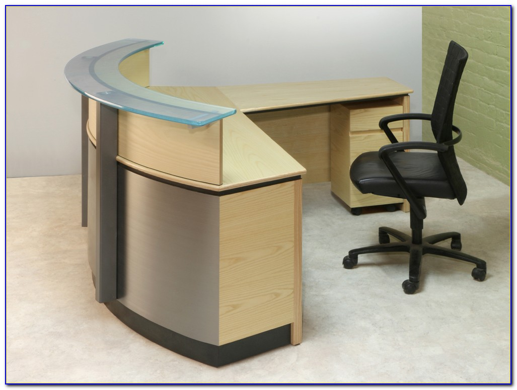 L Shaped Reception Desk Toronto