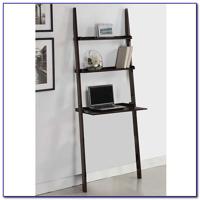 Ladder Shelf Desk West Elm