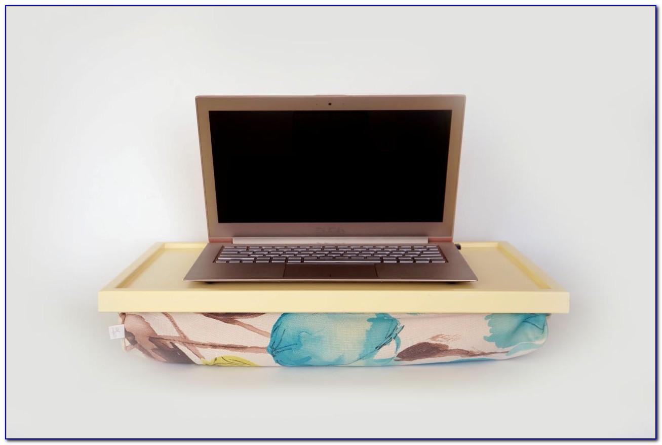 Laptop Lap Desk With Pillow Combination