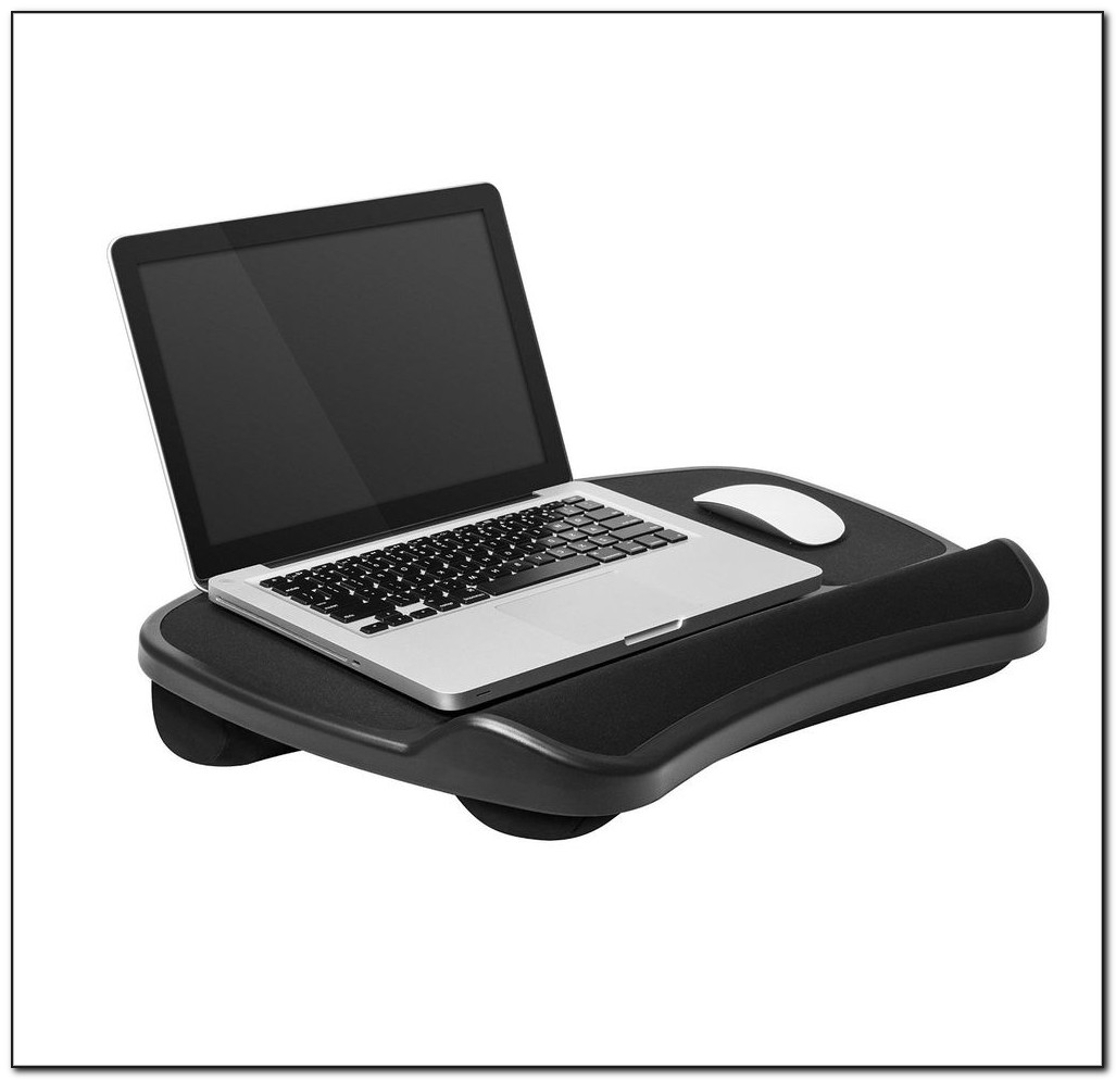 Laptop Lap Desk With Pillow Cushion