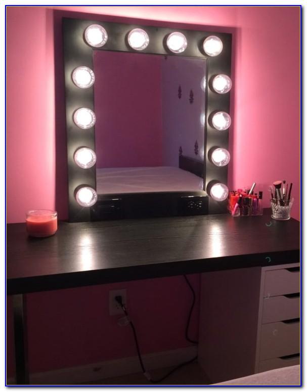 Makeup Vanity Mirror With Lights Uk